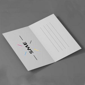 Carte Postales Pelliculé  Recto/Verso – Doubles
